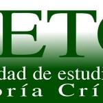 Sociedad de Estudios de Teoría Crítica
