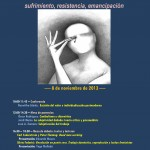 Procesos de subjetivación: sufrimiento, resistencia, emancipación