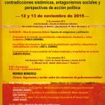 Teoría Crítica y Política: Contradicciones sistémicas, antagonismos sociales y perspectivas de acción política