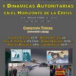 Violencia socializadora y dinámicas autoritarias en el horizonte de la crisis